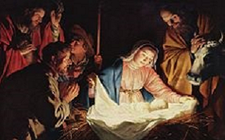 The Birth of Baby Jesus: Our Glad Response