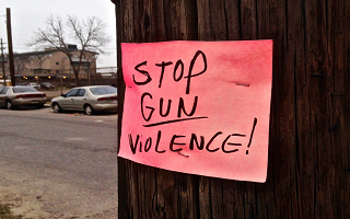 The Crisis of Gun Violence: What Can We Do?