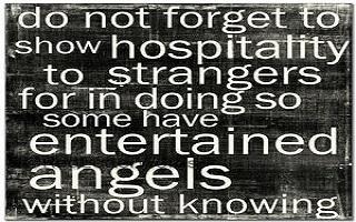 Our Sin of Failed Hospitality