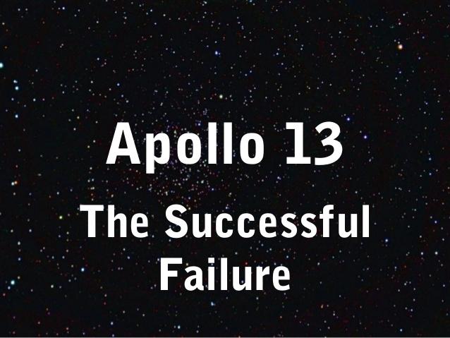 Fail Hard and Fail Fast!
