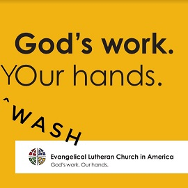 God's Work, Wash Your Hands