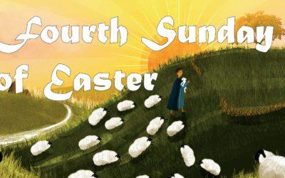 Sunday, May 3rd: 4th Sunday of Easter: Good Shepherd Sunday: Liturgy of Holy Eucharist