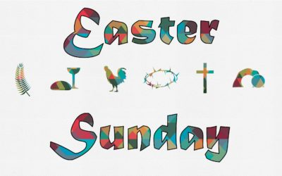 Sunday, April 12th: Easter Sunday: Service of the Word