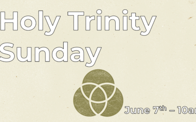 Holy Trinity Sunday 6/7 Live!