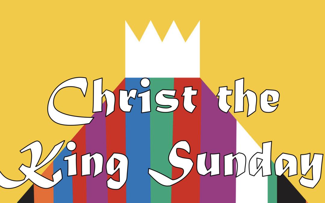 November 22nd, 2020: Christ the King Sunday Livestream: Liturgy of Holy Eucharist