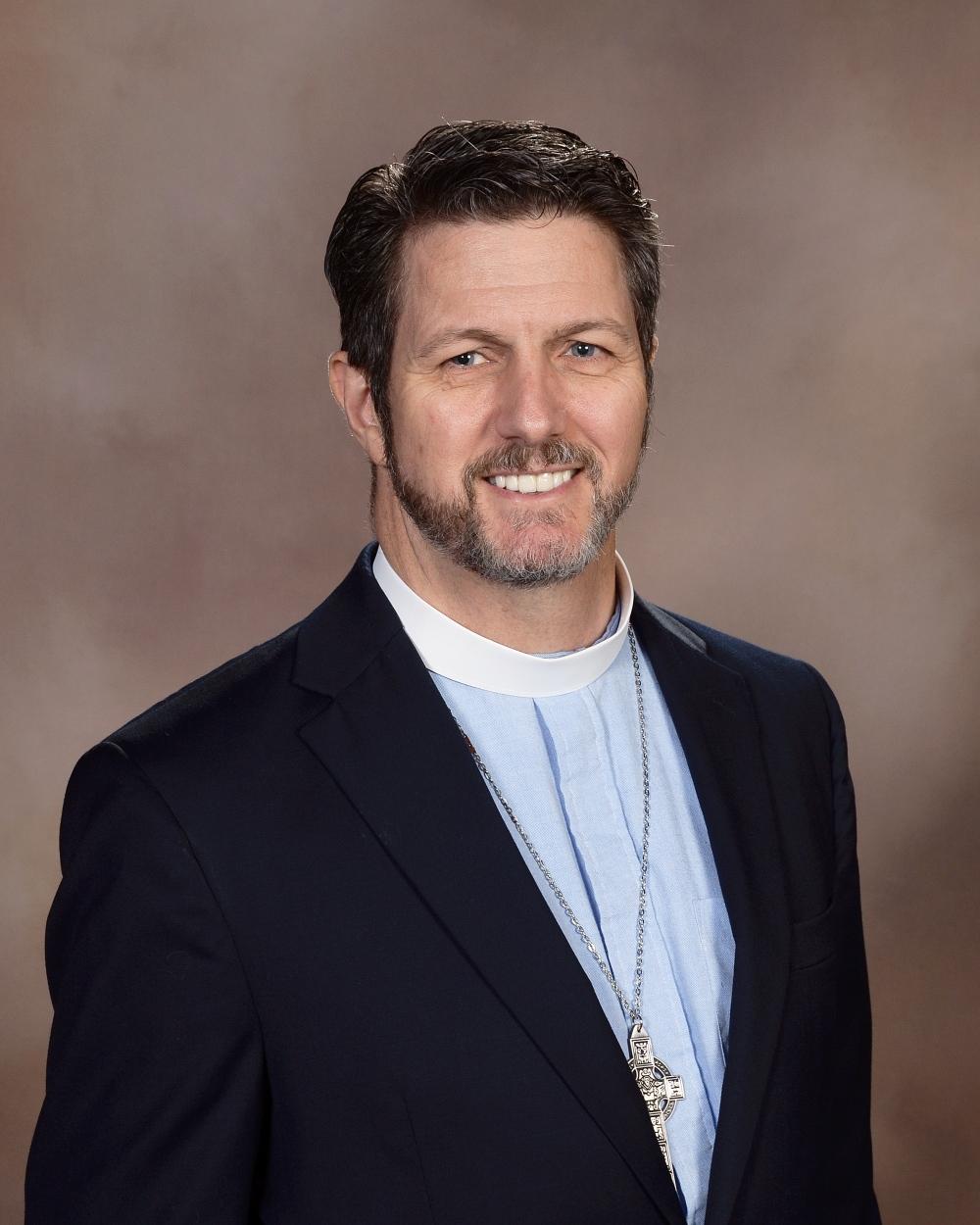 The Rev. Tim Wetherington, Deacon