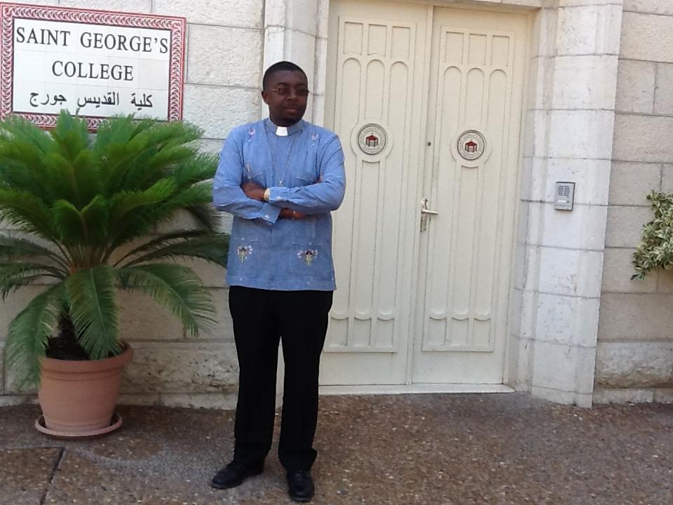 The Rev. Soner Alexandre, Associate Priest