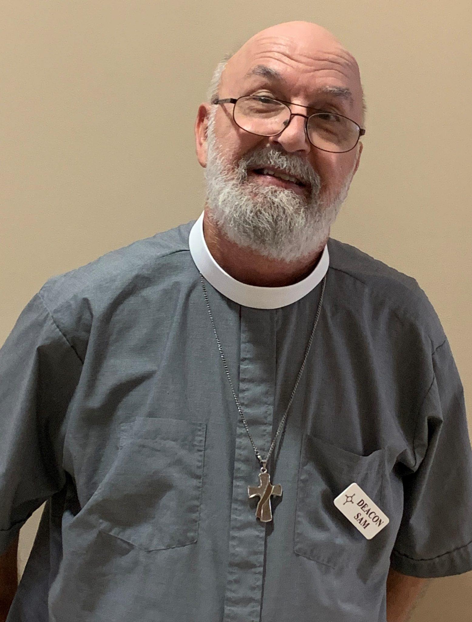 The Rev. Sam Katulic, Deacon