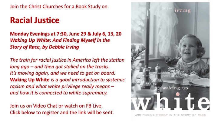 Flyer-Racial Justice Study Group