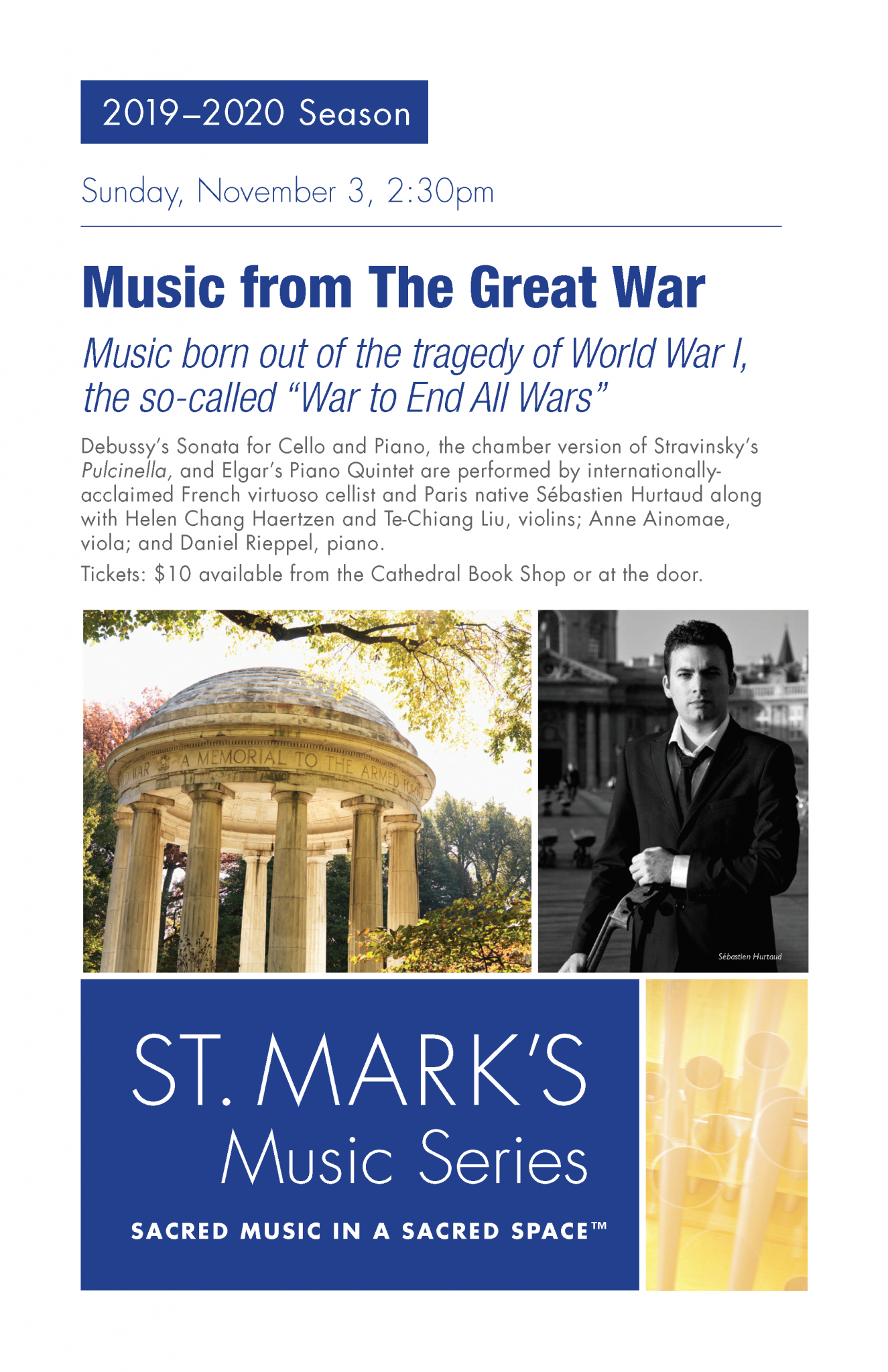 Music from the Great War